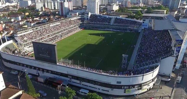 Vila Belmiro – Reino do Futebol