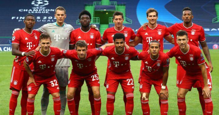 Esquadrão Imortal – Bayern München 2019-2020