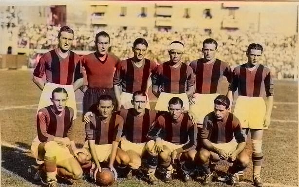 Esquadrão Imortal – Bologna 1934-1941