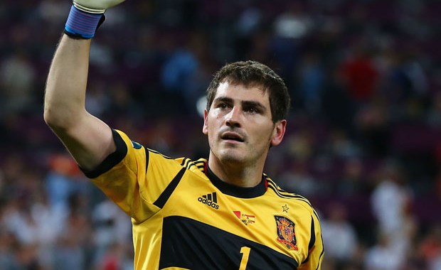 Craque Imortal – Iker Casillas