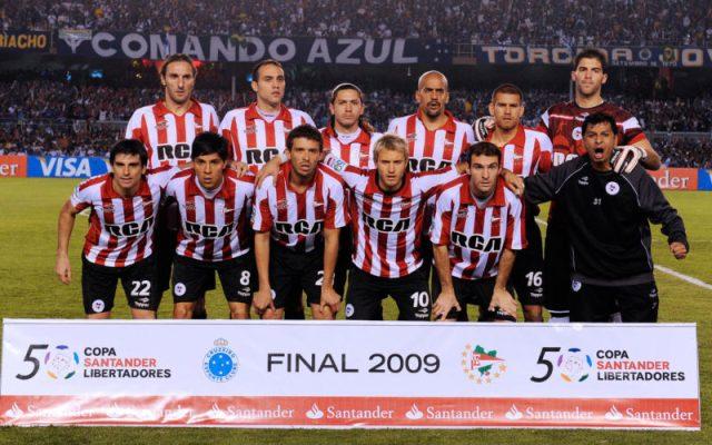 Esquadrão Imortal – Estudiantes 2008-2010