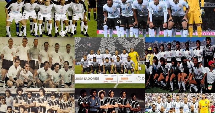 Vote e Escolha o Time dos Sonhos do Corinthians!