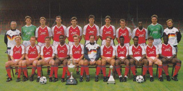 Esquadrão Imortal – Arsenal 1988-1994