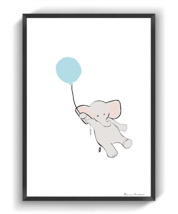 Blå Dumbo II