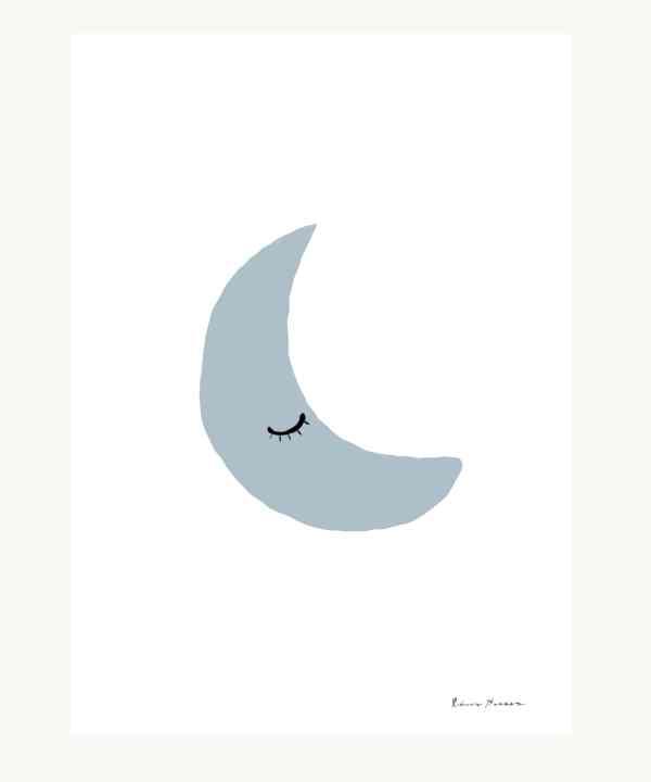Blå måne
