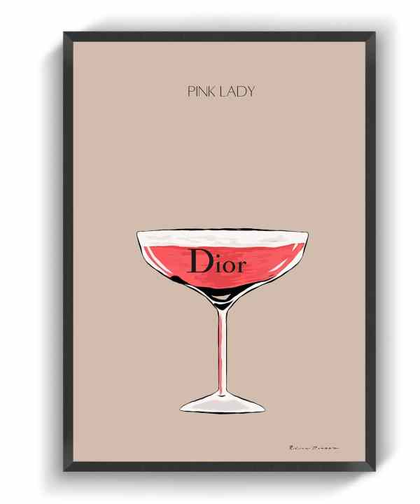DIOR - PINK LADY