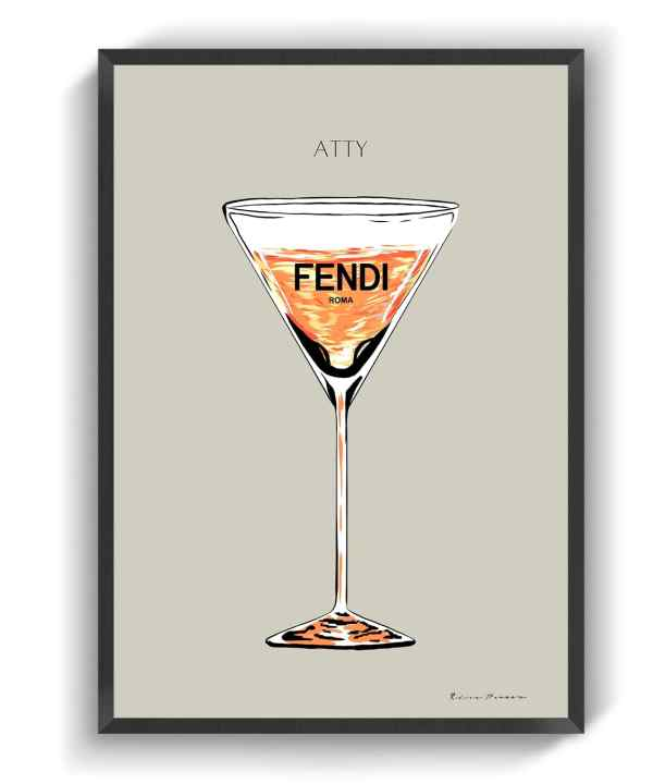 FENDI - ATTY