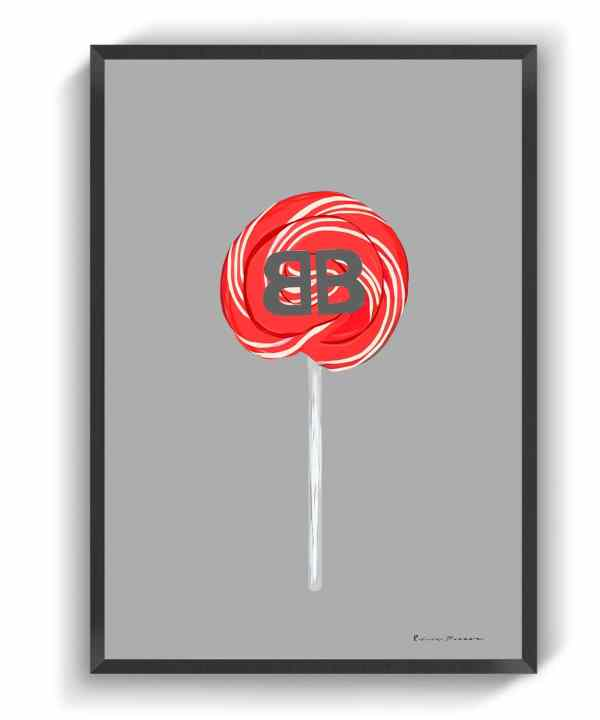 BALENCIAGA LOLLIPOP