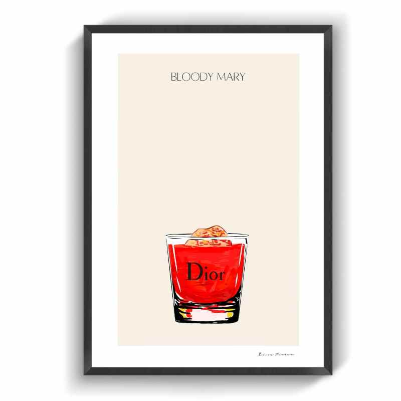 DIOR - BLOODY MARY