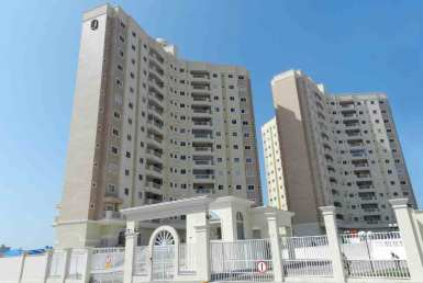 Condomínio Cidade de Milão, apartamento de 89m², 3 quartos, 2 vagas, no Olho D'Água 5