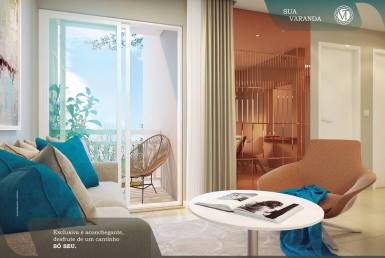 Villares do Turú, apartamentos no Turú, 2 quartos, 46m², São Luís MA. 12