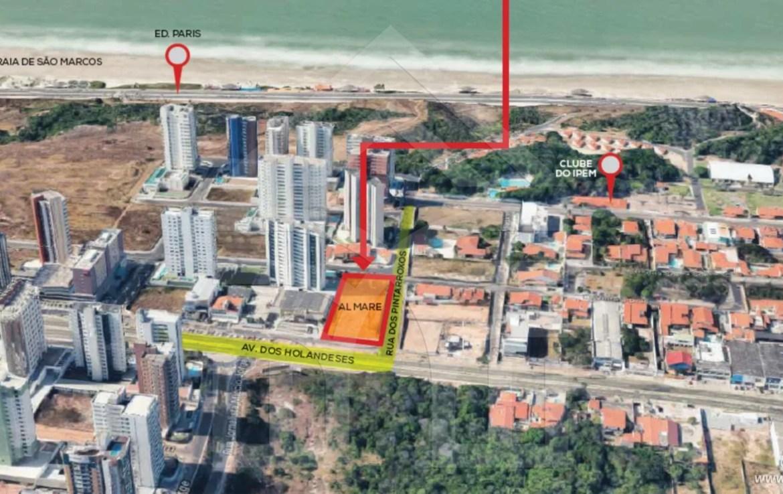 Al Mare São Marcos Design - São Luís MA - (98) 3303.4100