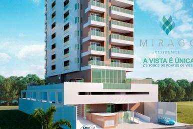 Mirage Residence, apartamentos na Ponta D'Areia, 4 suítes, 188m², São Luís MA 3