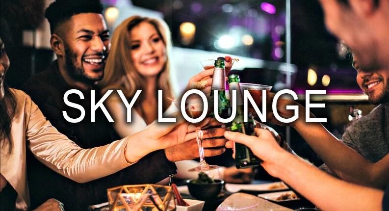 Que tal reunir os amigos e cozinhar no Sky Lounge?