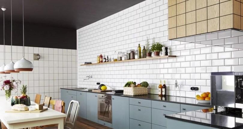 Conheça os melhores revestimentos para a sua cozinha