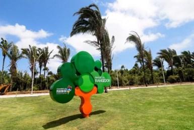 Parque do Rangedor, muito verde, lazer e segurança para toda família 1
