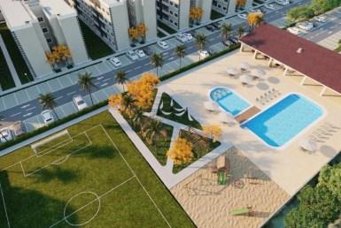 Gran Village Araçagy IV, apartamento de 2 quartos, Araçagy, São Luís MA 5