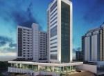 Edifício Millennium Corporate Tower, salas comerciais de 111m² e 122m², Renascença II, São Luís MA 22