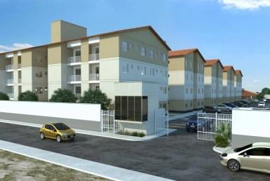 Jardins do Turú 3, Apartamento no Turú, 2 e 3 quartos, 54 a 72m², São Luís MA 7