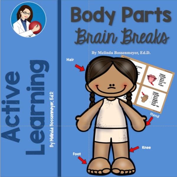 Body Parts Brain Breaks