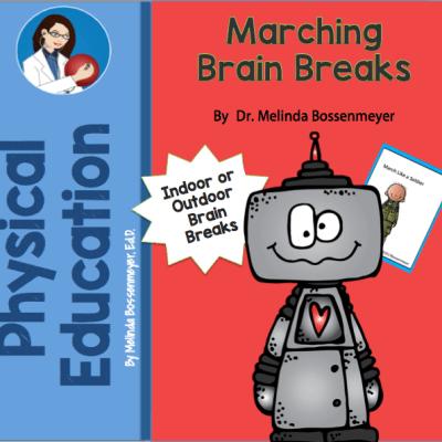 Marching Brain Breaks