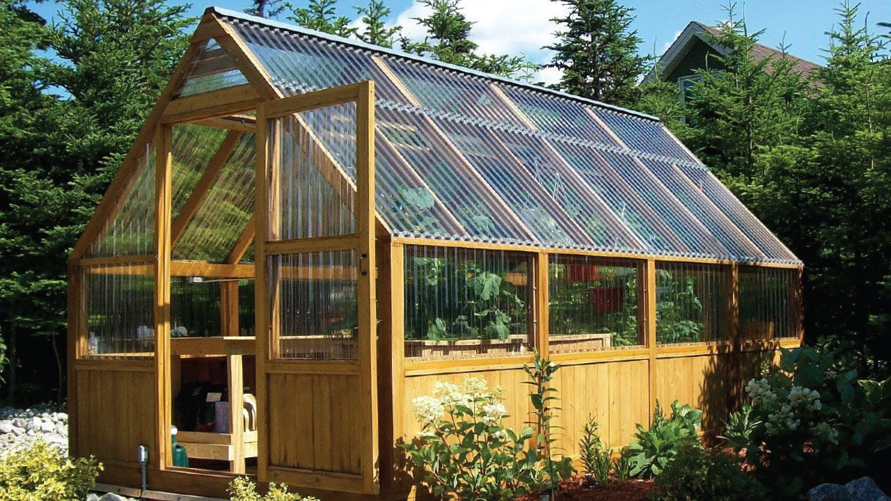 Lasercool Application Greenhouse