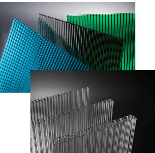 Twinlite - Premium Multiwall Polycarbonate Roofing Sheet
