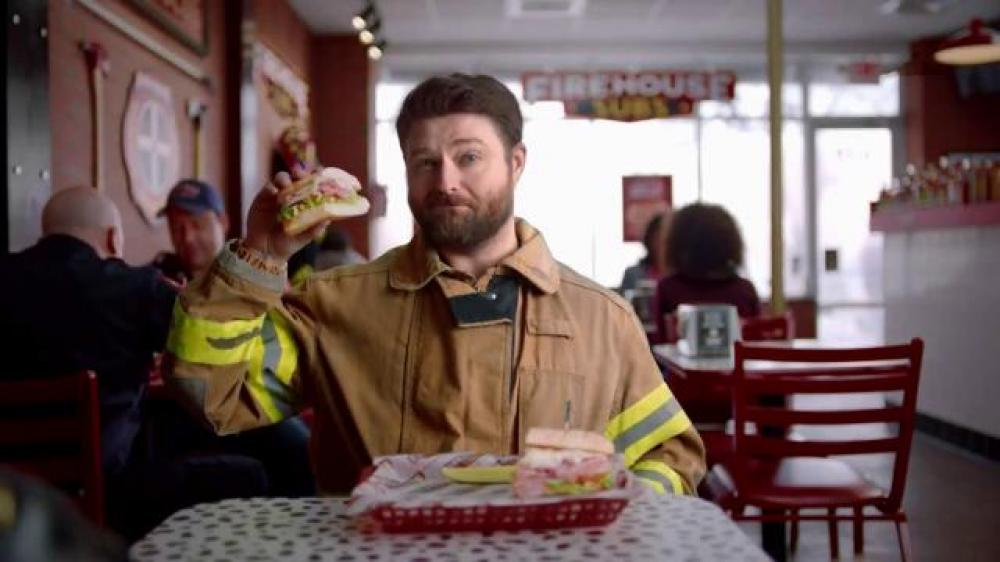 Firehouse Subs first TV ad goes back to the brand's roots