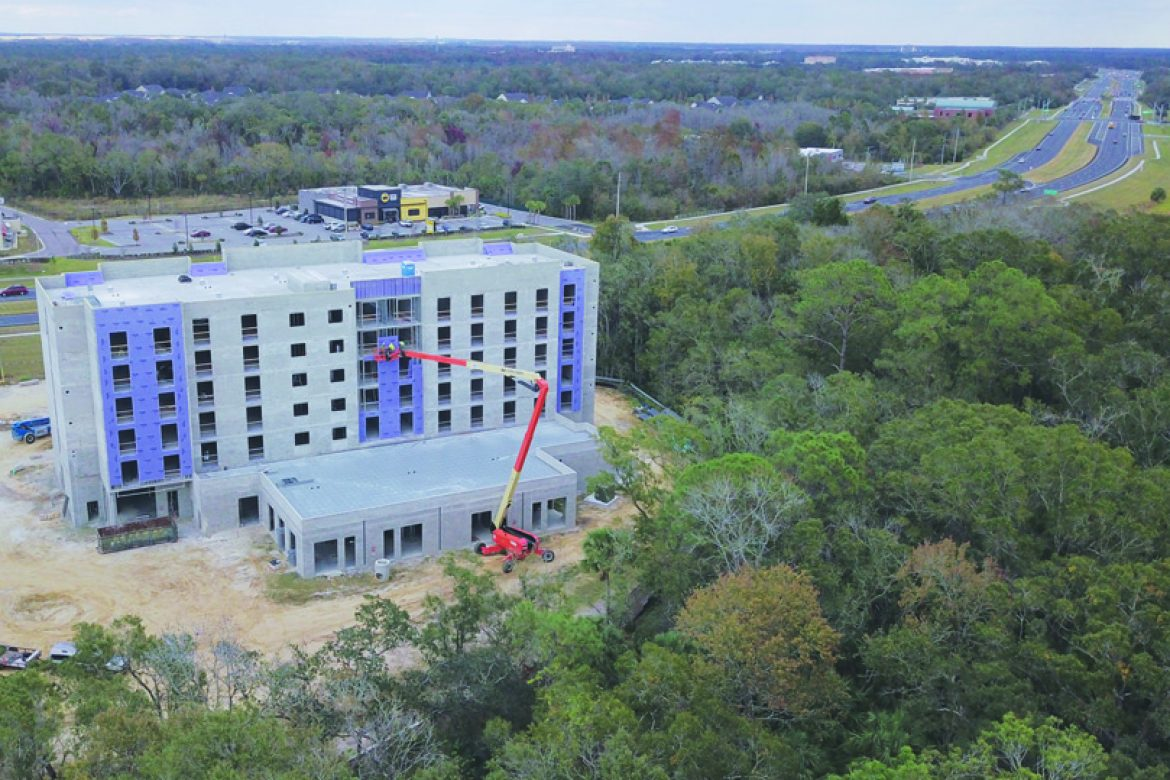 Three New Hotels Add Heat To Wesley Chapel's Business Climate