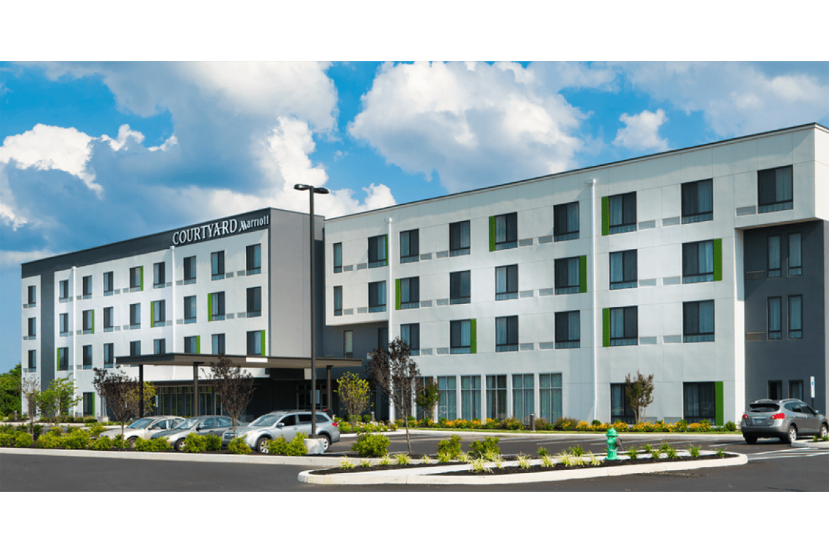 Land sold for Kernan Courtyard by Marriott hotel