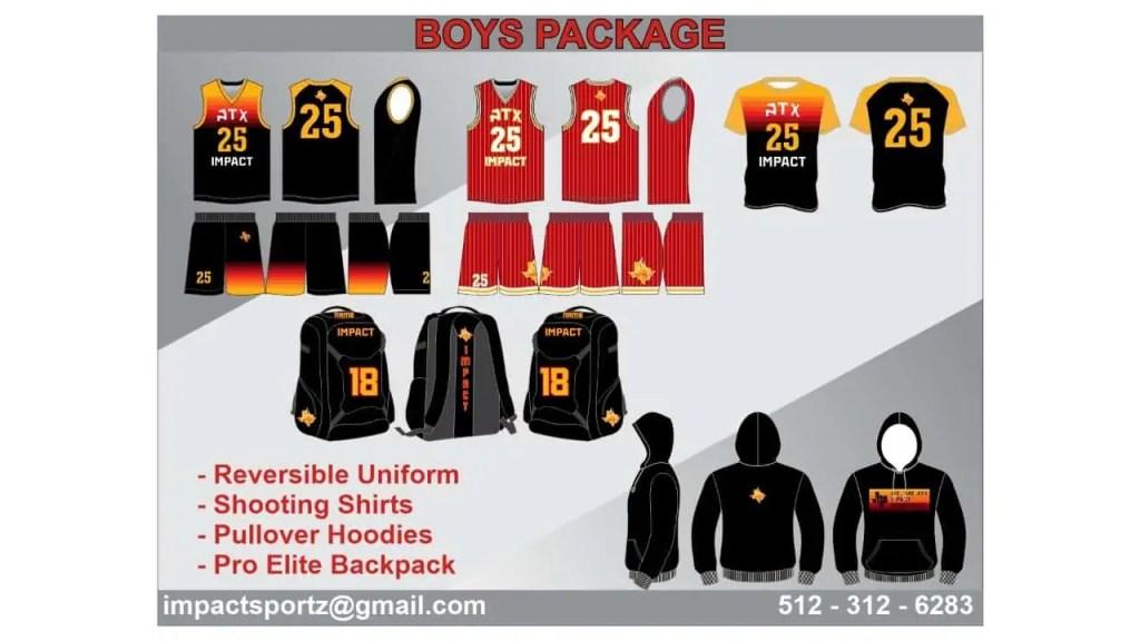 Spring 2021 Uniforms