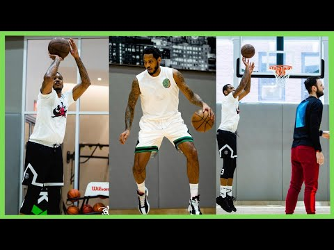 Carmelo Anthony HARD SHOOTING PRACTICE compilation 🔥