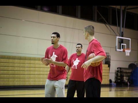 How To Teach Man To Man Defense – San Antonio Youth Basketball Coaches Clinic