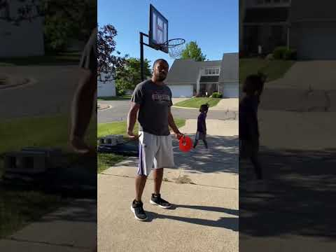 BIGS & POPS BASKETBALL WORKOUTS: Footwork Series Pt. 1