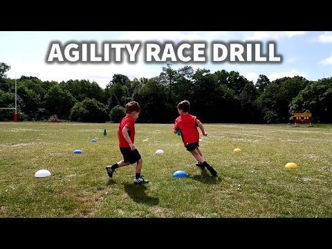 KIDS FUN SPEED AND AGILITY RACE GAMES