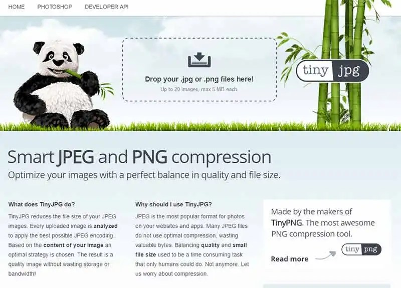 6 Blog Image Resources We Couldn't Live Without - TinyPNG and TinyJPG