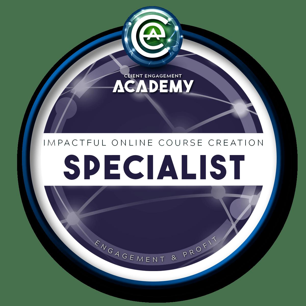 Impactful Online Course Creation Course