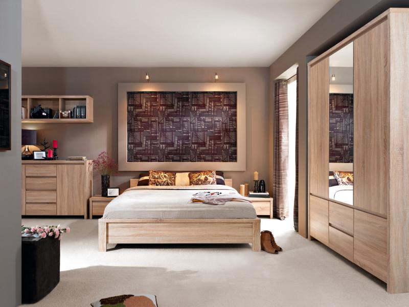 king size bedroom furniture set oak finish kaspian kaspian kng bed set dso