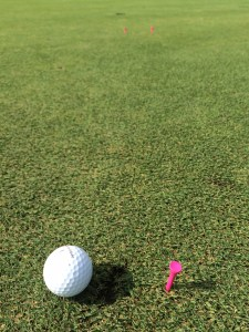 Golf Putti Drill Stock