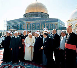 JPII-at-mosque