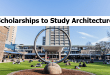 Scholarships to Study Architecture Around the World