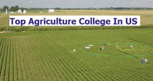 Top Agriculture College In US