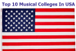 Top 10 Musical Colleges In USA