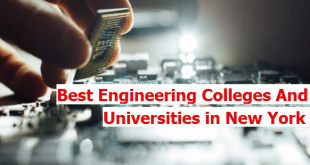 Best Engineering Colleges And Universities in New York