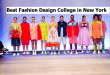 Best Fashion Design College in New York