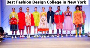 Best Fashion Design College in New York