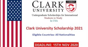 Clark University Global Scholars Program 2021