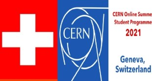 Fully Funded CERN Online Summer Student Program Switzerland 2021