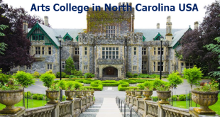 Arts College in North Carolina USA