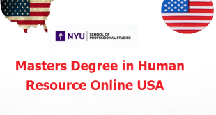 Masters Degree in Human Resource Online USA